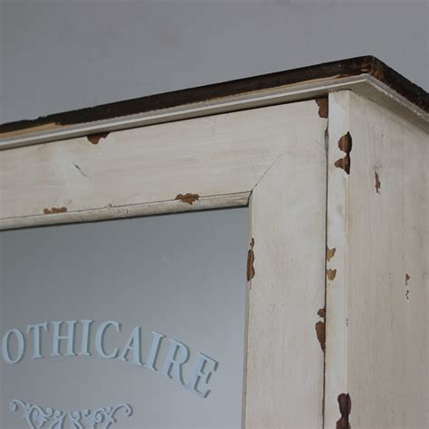 Apothicaire Cabinet by Apothicaire Distressed Cupboard Melody Maison 174