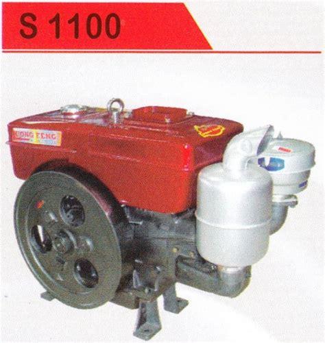 Mesin Potong Rumput Maxtron s1100 dongfeng diesel engine s1100 16 hp jual mesin
