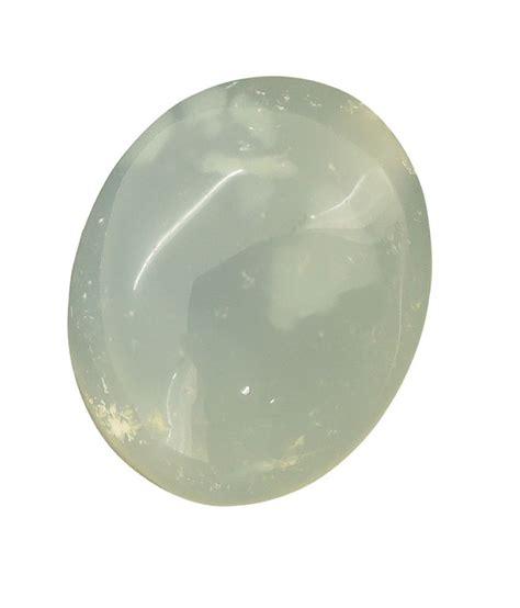 rashi ratan pmkk gems white cabachon agate hakik
