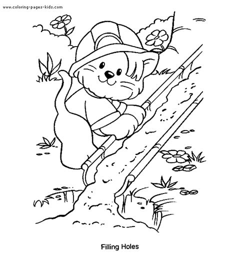 Fisher Price Coloring Pages fisher price color page coloring pages for