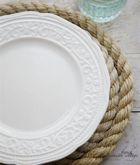 diy chargers 7 diy placemat charger plate ideas that will impress