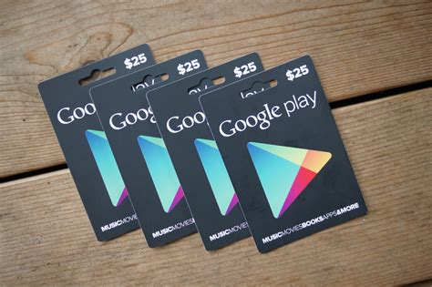 Google Play Gift Card Specials - contest we re giving away 100 in google play gift cards droid life