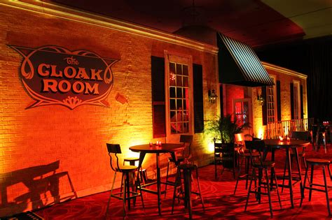 The Cloak Room the cloak room inauguration week transcend marketing