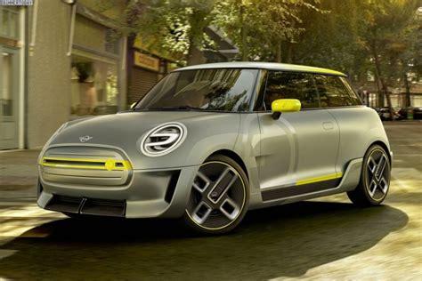 Mini Elektroauto 2019 by Mini Electric Concept 2017 Vorschau Auf Den Mini E 2019