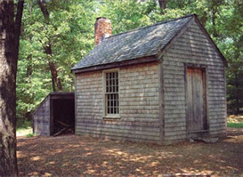 Walden Pond Cabin by Low Cost Homes Henry David Thoreau S Cabin