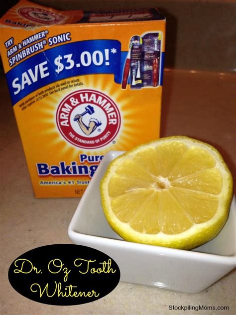 Detox Baking Soda Lemon by 288 Best Images About Dr Oz On Hyman
