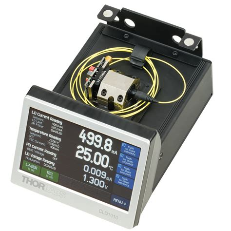 compact laser diode driver with tec and mount for butterfly packages compact laser diode drivers with tecs and mounts for to can pigtailed lds