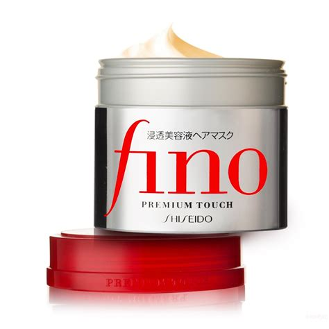 Shiseido Hair Mask shiseido fino premium touch hair mask 230g made in japan