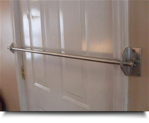 security door bar restraint system see safe home
