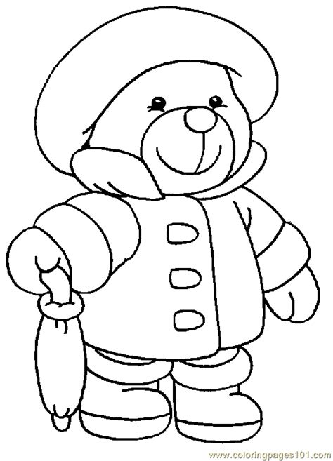 teddy bear coloring pages online teddy bear coloring page 001 4 coloring page free