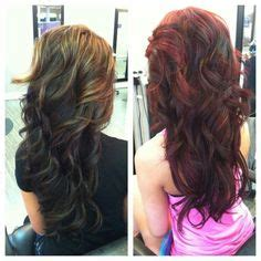shimmer lights on red hair love both she has and had great hair i kinda have her