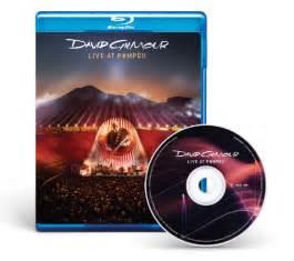 Live Life Comfortably David Gilmour Live At Pompeii Informa 231 245 Es Sobre O