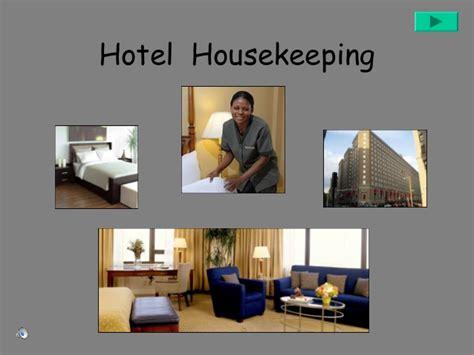 hotel bureau d馭inition housekeeping department of hotel slideshare