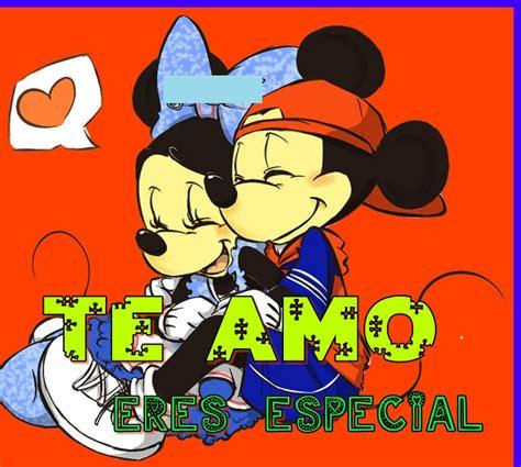 imagenes de amor para ellos rom 225 nticas imagenes de mickey mouse de amor con minnie