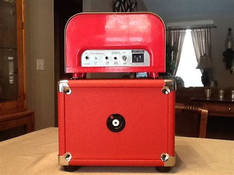 Sale Senter Mini 1watt sale earcandy mini 1x6 guitar speaker cab cabinet to reverb