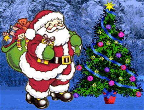 imagenes de santa claus navideñas animadas gifs animados de navidad papa noel navidad tu revista