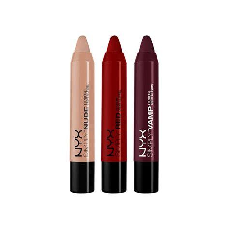 Nyx Simply V Lip nyx simply lip set 4 beautykitshop