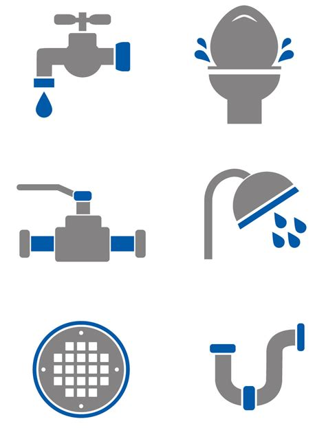 Plumbing Drain Service Sewer Icon Www Imgkid The Image Kid Has It