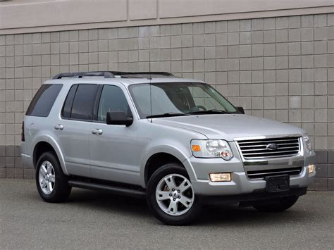 used ford explorer 2010 car for sale in sharjah 749326 yallamotor com used 2010 ford explorer xlt at auto house usa saugus