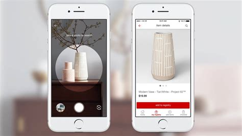 pinterest target pinterest signs visual search advertising deal with