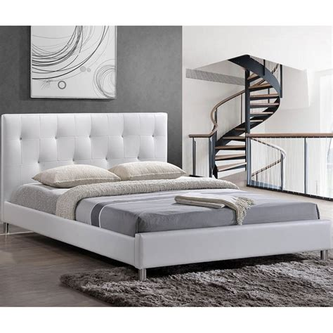 tufted headboard with crystals upholstered bed with crystal button tufting full size in