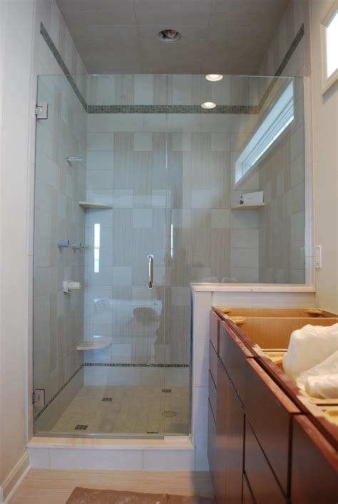 Frameless Shower Door Installation Cost New Header Free Shower Enclosure System Do It Frameless Popular Home Interior Decoration