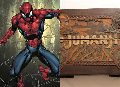 jumanji movie release spider man and jumanji get new release dates