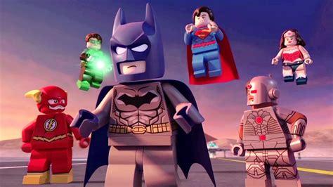 lego movie justice league vs legion of doom lego dc comics super heroes justice league attack of the