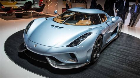 koenigsegg newest model koenigsegg regera is 1800bhp of mad top gear