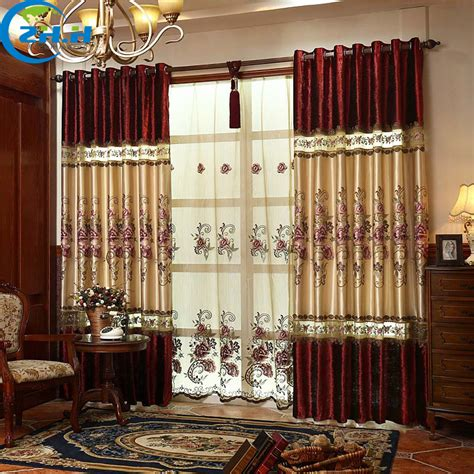 hotel drapes for sale aliexpress com buy single panel curtain for living