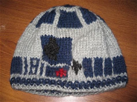 r2d2 hat knitting pattern wars 21 free patterns to knit grandmother s