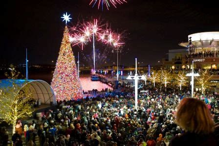 rockville tree lighting national harbor tree lighting november 23rd rockville