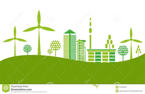 go green city background stock vector image of media green city town background stock vector illustration of