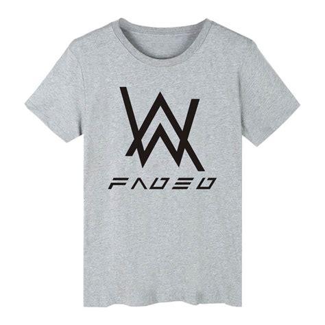 T Shirt Alan Walker 15 alan walker faded dj summer t shirt