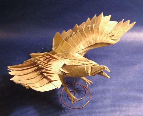 Origami Eagle - origami eagle eagle scout