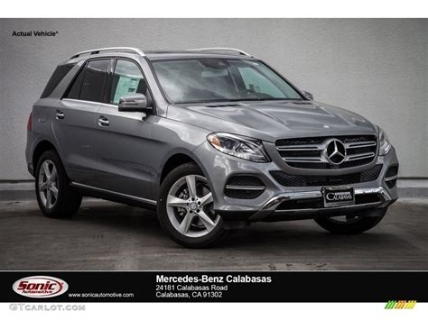 2016 palladium silver metallic mercedes gle 350 108435466 gtcarlot car color galleries