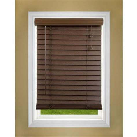 lift window treatment oak 2 in textured faux