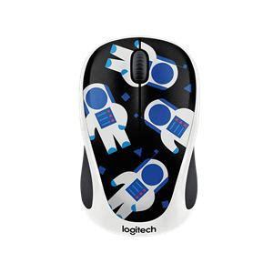 Logitech Mouse Wireless M238 Spaceman keyboards mice and desktop combos jb hi fi