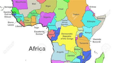 africa map 2016 map of africa 2016 deboomfotografie