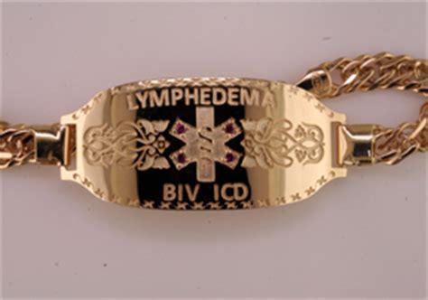 Custom Medical Alert Bracelet   Mardon Jewelers