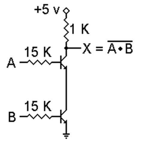 resistor transistor logic advantages resistor transistor logic