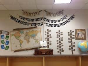Travel Theme first grade travel theme for my classroom pinterest