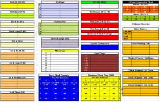 best photos of blank football play sheet template