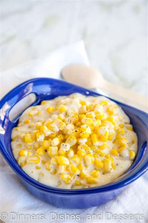 can my eat canned corn cooker corn dinners dishes and desserts