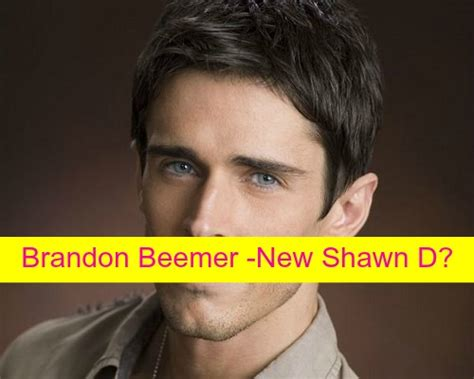 brandon beemer is coming back to days of our lives days of our lives dool spoilers jason cook two month