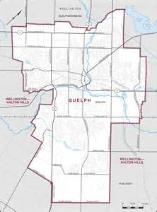 guelph maps corner elections canada