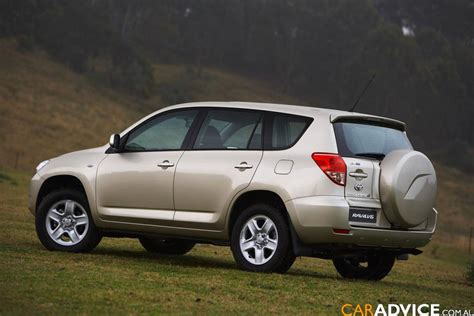 Toyota Rav 8 Toyota Rav4 V6 Picture 6 Reviews News Specs Buy Car