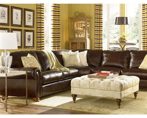 thomasville benjamin leather sofa thomasville benjamin leather sectional sofa sofa review