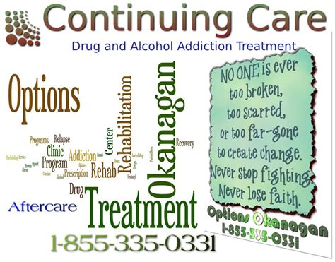 Options Detox Kelowna by Comprehensive Recovery From And Drugs In Vancouver