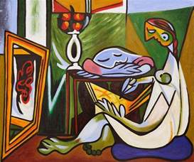 picasso paintings west ct provoking the muse armchair deductions